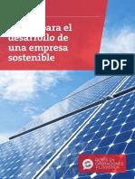 El Desarrollo de Una Empresa Sostenible