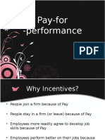 Pay for Performance 130224021210 Phpapp01