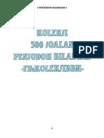 300 Soalan Penjodoh Bilangan-FB_KOLEKSIBBM