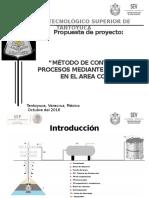 Metodo de Control de Procesos Mediante Seis Sigma en El Area Copie