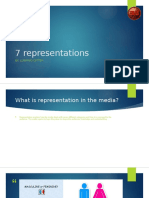 7 Representations