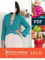 Red Heart Yarns - Stitch Nation Brochure