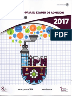 Guía de Estudio Nivel Superior Ipn 2017