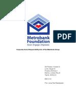 Metrobank Foundation