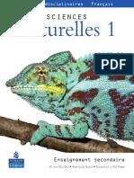 Sciences Naturelles 1 (FR)