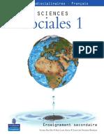 Sciences Sociales 1 (FR)