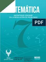 MATEMÁTICA 7° Grupo Fénix 2016