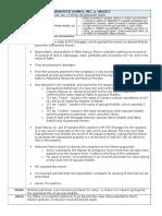 Guaranteed Homes v. Valdez (Case Digest)