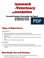 gpva internship opportunities presentation