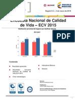 Boletin Tecnico ECV 2015