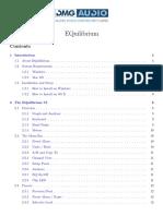 DMGAudio EQuilibrium Manual