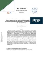 Atlas v Ector-like-quark Paper