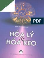 Book- Hoa Ly & Hoa Keo - Nguyen Huu Phu