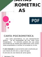Cartas Psicrometricas Terminada