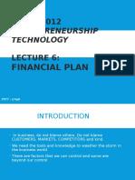 L6 - Financial Plan New