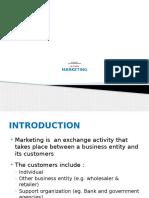 L5 - Marketing