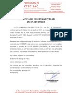 CERTIFICADO DE OPERATIVIDAD DE EXTINTORES.doc