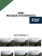 Presentación GIMP
