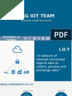 IOT Launch Presentation