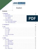 DMGAudio Dualism Manual
