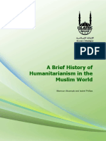 A Brief History of Humanitarianism in the Muslim World New Format