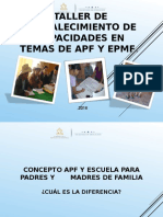 01 Definicion APF Y EPYMF 2016 Mejorado