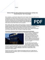 White Paper Top 5 Open Space Detection Technologies for Building Security