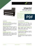 Eltek - Integrated DC Plant, 200-500amp