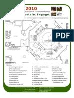 Exhibitor Diagram - ESTC 2010