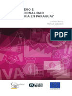 DESEMPENO E INSTITUCIONALIDAD TRIBUTARIA EN PARAGUAY - DIONISIA BORDA - MANUEL CABALLERO - ANO 2017 - PORTALGUARANI