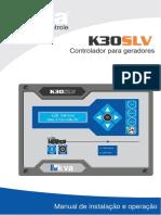 K30SLV100 Manual