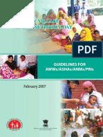 Village Health Nutrition Days_guidelines