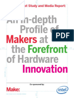 Impact of the Maker Movementstudy