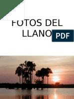 Fotos Del Llano