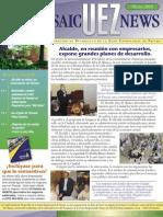 UEZ Summer 2010 Newsletter (Spanish)
