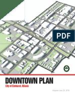 City of Elmhurst Downtown Plan