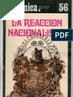 Ismael Viñas - Reacción Nacionalilsta