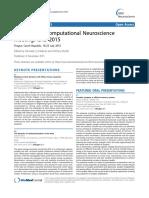 24th Annual Computational Neuroscience Meeting