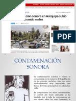 Contaminacio Acustico 1