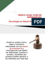 Marco Legal Plan de Emergencias 2013 (1)