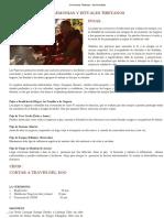 Ceremonias Tibetanas - AyurVida Ibiza