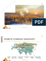 PeWeTe Presentation