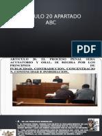 Articulo 20 ABC