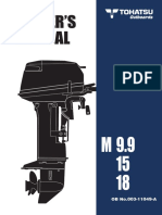 Tohatsu  M15D2