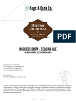 Backers Brew