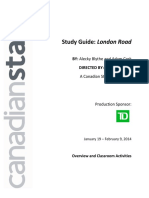 London Road - Study Guide