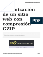 Optimizacion de Un Sitio Web Con Compresion GZIP FREELIBROS.org