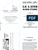 17 Le Latin Methode Quotidienne.pdf