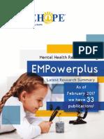 empowerplus studies document 2017