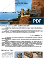Castillo San Carlos de Borromeo